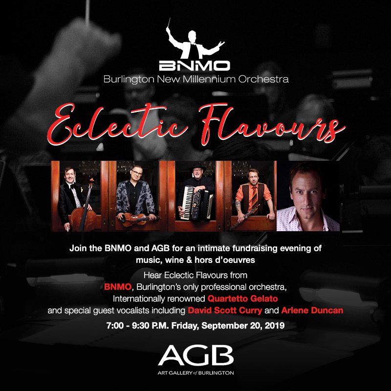 Eclectic Flavours BNMO Fundraising Event