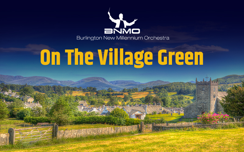 BNMO On The Village Green Live stream event